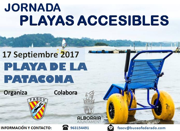 Playas Accesibles - Patacona